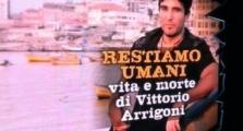 """Stanotte su Rai Tre """"VIK UTOPIA. L'omicidio di Vittorio Arrigoni"""""""